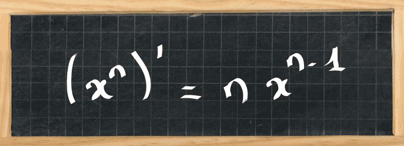 Derivees Les 6 Formules Pour Toutes Les Connaitre Les Maths En Tongs