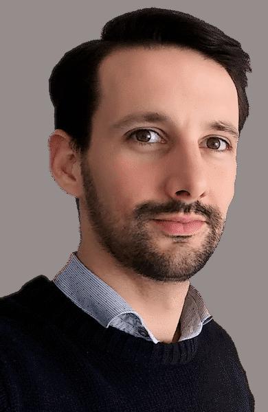 Steven Diot fondateur du projet « les Maths en Tongs »