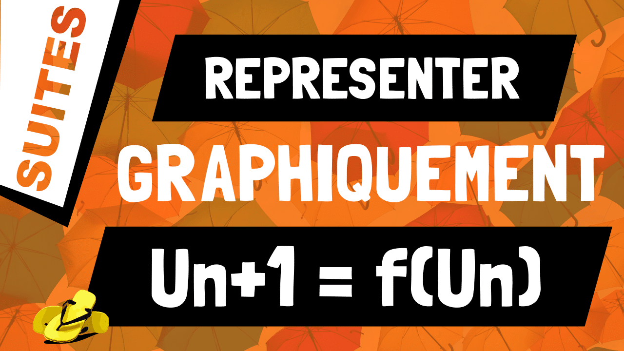 Comment représenter graphiquement une suite définie par Un+1 = f(Un) ?