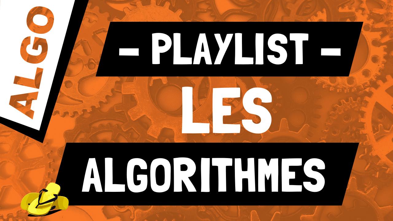 Vidéos de Maths sur les Algorithmes